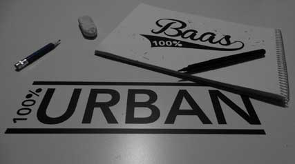 100% Urban is 100% Baas